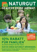 Familientag NATURGUT Möhringen
